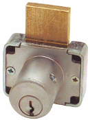 "Olympus 200DW  7/8"" Cabinet Drawer Locks"
